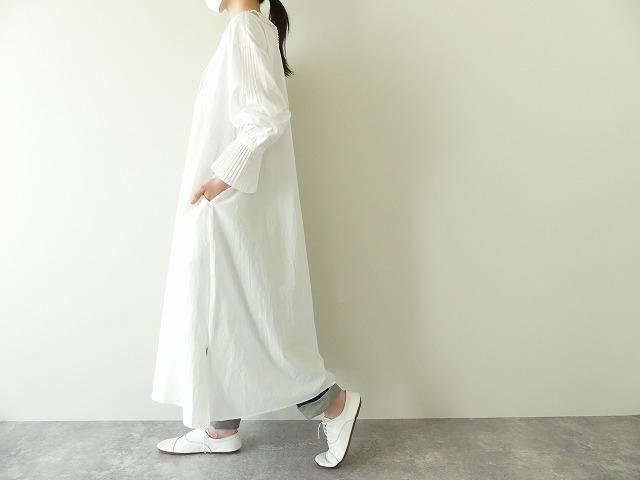 プリーツフリル衿ワンピースの商品画像9