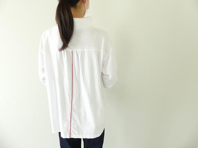 Girls インナーTシャツオフタートル長袖Tシャツの商品画像2