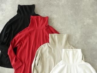 Girls インナーTシャツオフタートル長袖Tシャツの商品画像20