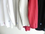 Girls インナーTシャツオフタートル長袖Tシャツの商品画像34