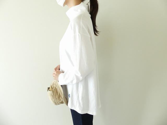 Girls インナーTシャツオフタートル長袖Tシャツの商品画像5