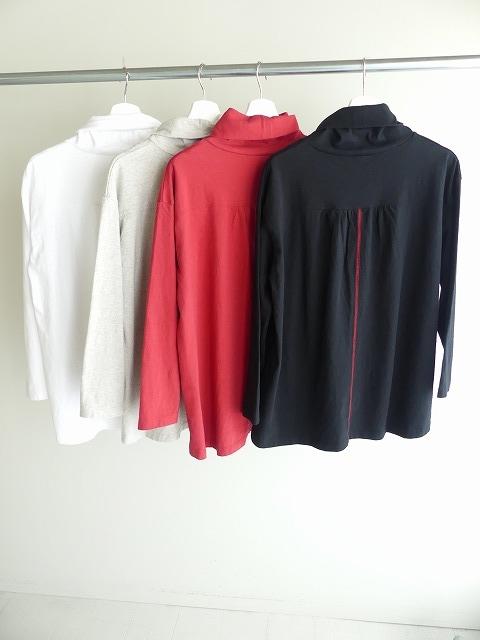Girls インナーTシャツオフタートル長袖Tシャツの商品画像7