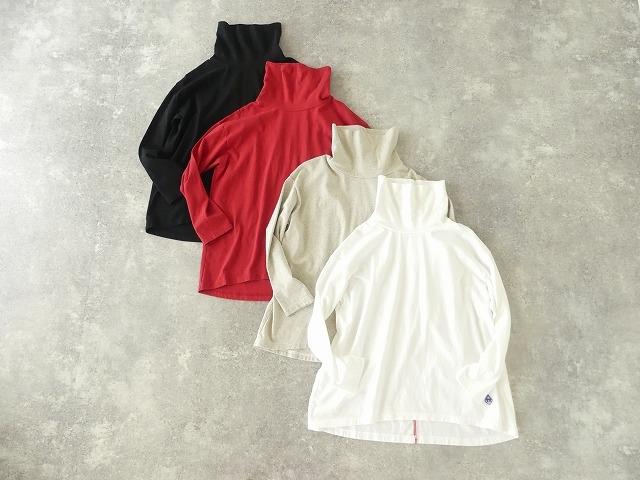 Girls インナーTシャツオフタートル長袖Tシャツの商品画像8