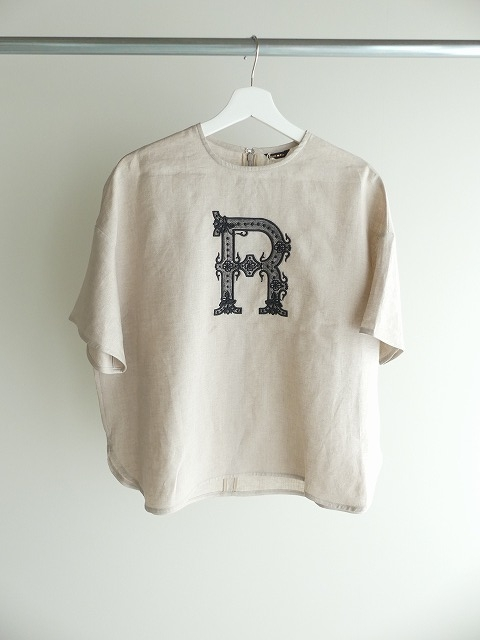 EMBROIDERY PULL OVER SHIRTの商品画像1
