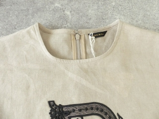 EMBROIDERY PULL OVER SHIRTの商品画像16