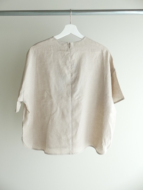 EMBROIDERY PULL OVER SHIRTの商品画像2