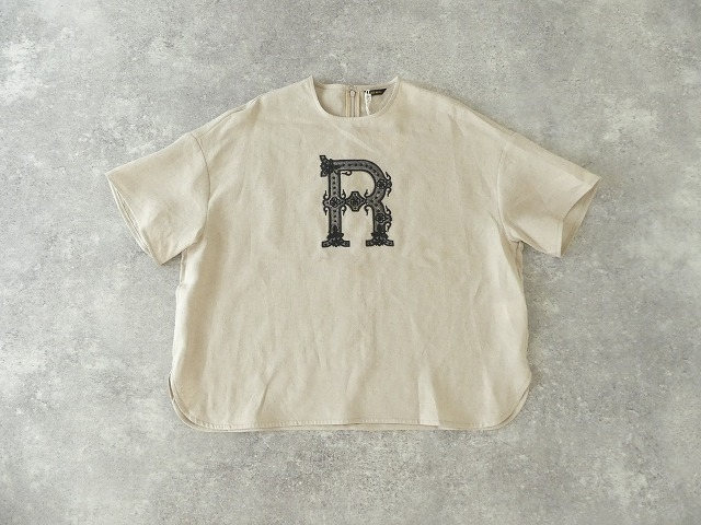 EMBROIDERY PULL OVER SHIRTの商品画像3