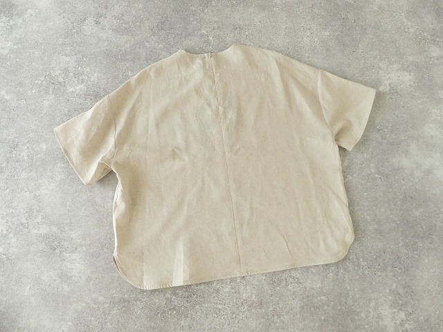 EMBROIDERY PULL OVER SHIRTの商品画像4