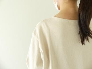 リサイクルコットン天竺バスクシャツの商品画像15