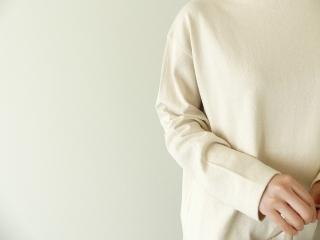 リサイクルコットン天竺バスクシャツの商品画像16