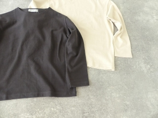リサイクルコットン天竺バスクシャツの商品画像19