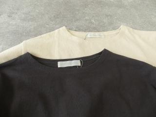 リサイクルコットン天竺バスクシャツの商品画像20