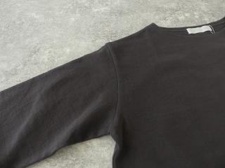 リサイクルコットン天竺バスクシャツの商品画像22