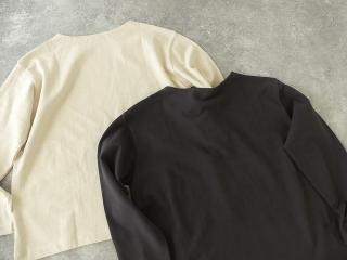 リサイクルコットン天竺バスクシャツの商品画像26
