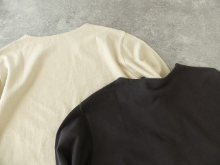 リサイクルコットン天竺バスクシャツの商品画像27