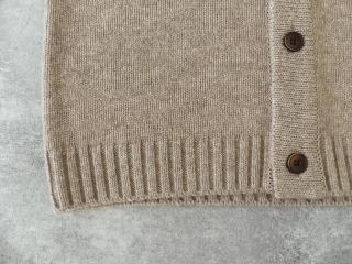 ウール天竺編みベストの商品画像21