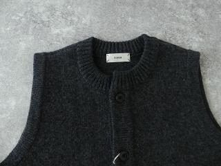 ウール天竺編みベストの商品画像24