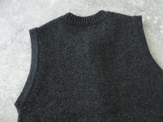 ウール天竺編みベストの商品画像26