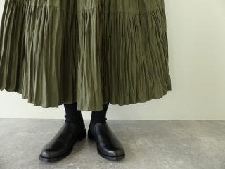 コットンフランネルティアードスカートの商品画像15