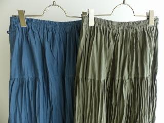コットンフランネルティアードスカートの商品画像16