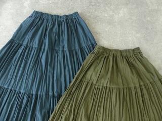 コットンフランネルティアードスカートの商品画像18