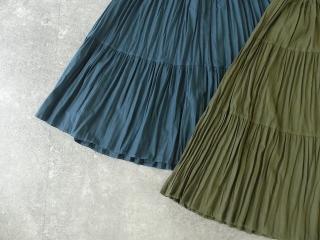 コットンフランネルティアードスカートの商品画像19