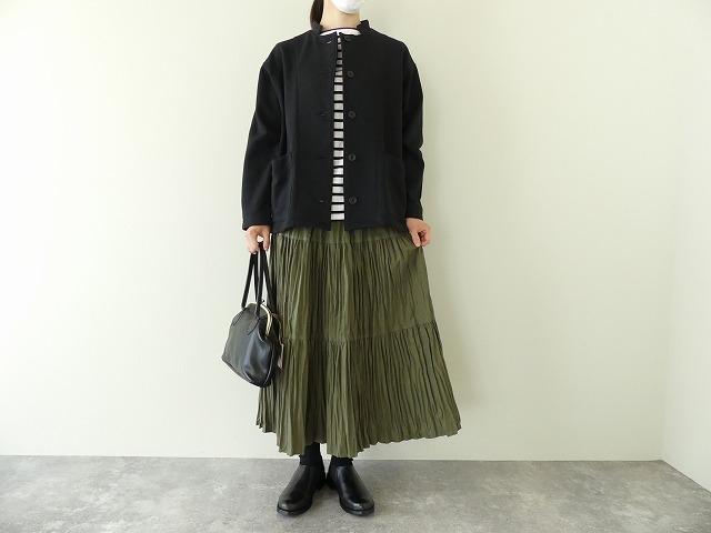 コットンフランネルティアードスカートの商品画像2