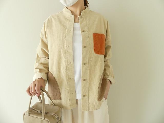 ストレッチベルベッティーンジャケットの商品画像2