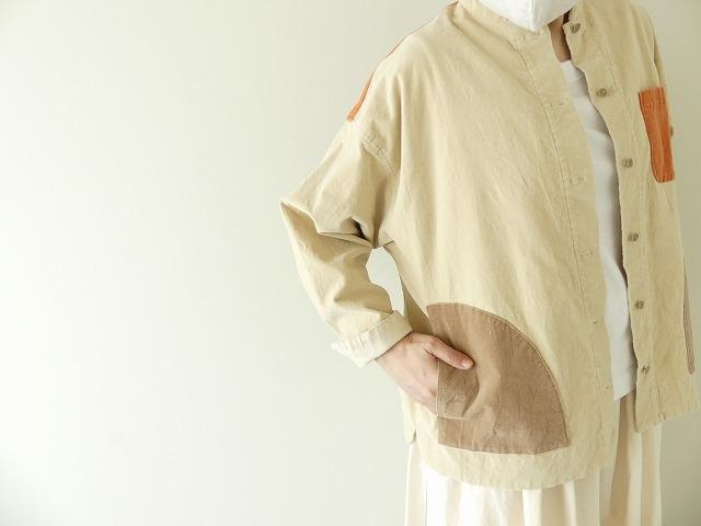 ストレッチベルベッティーンジャケットの商品画像5