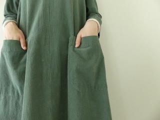 コーデュロイVネックドレスの商品画像16
