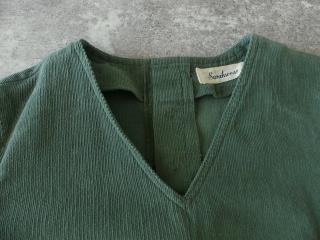 コーデュロイVネックドレスの商品画像24