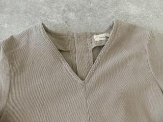 コーデュロイVネックドレスの商品画像25