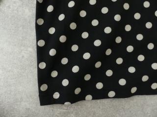 フライスドットプリントハイネック長袖Tの商品画像29