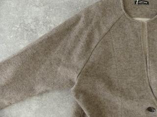 リブWフェイス ラグランコートの商品画像21