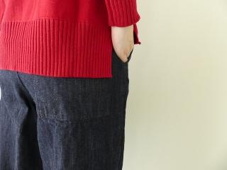 cotton denim back gom パンツの商品画像16
