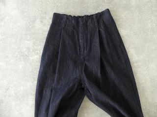 cotton denim back gom パンツの商品画像18