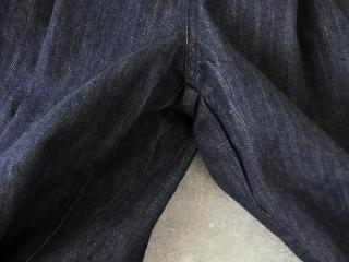 cotton denim back gom パンツの商品画像20