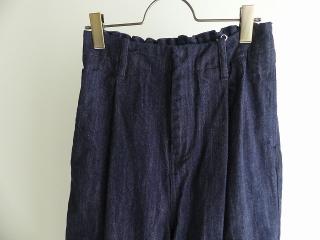 cotton denim back gom パンツの商品画像24