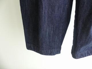cotton denim back gom パンツの商品画像25