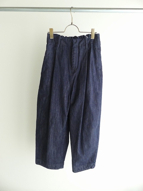 cotton denim back gom パンツの商品画像3