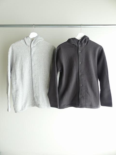 パステル裏毛フーテッドジャケットの商品画像10