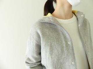 パステル裏毛フーテッドジャケットの商品画像14