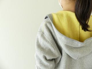 パステル裏毛フーテッドジャケットの商品画像15