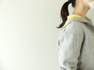 パステル裏毛フーテッドジャケットの商品画像16
