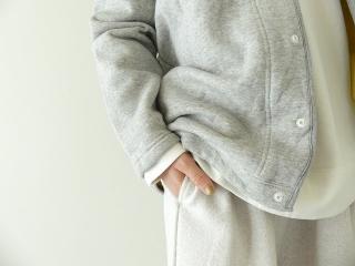 パステル裏毛フーテッドジャケットの商品画像17