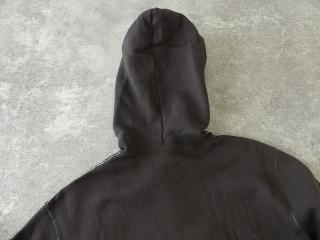 パステル裏毛フーテッドジャケットの商品画像25