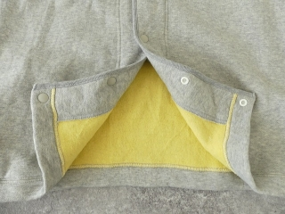 パステル裏毛フーテッドジャケットの商品画像27