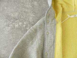 パステル裏毛フーテッドジャケットの商品画像30