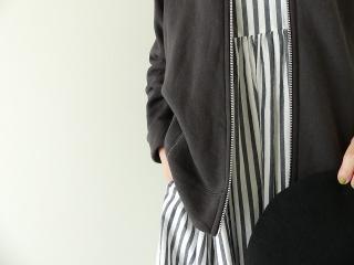 パステル裏毛ZIPカーデの商品画像17