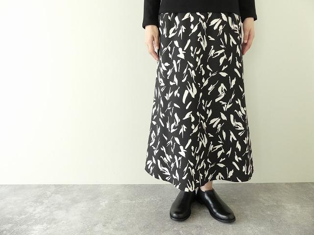 オリジナルプリント後ろゴムスカートの商品画像1
